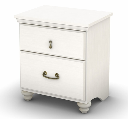 Night Stand in Vanilla Cream - Noble - South Shore Furniture - 3510060