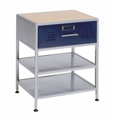Night Stand - Locker Furniture Collection - 38-6702-997