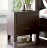 Night Stand - Lorretta Night Stand in Deep Brown - Coaster - 201512