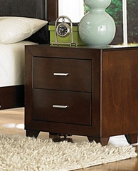 Night Stand - Tiffany Night Stand in Country Cherry - Coaster - 200762