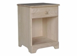 Night Stand with 1 Drawer - BD-5001