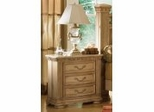 Night Stand with Marble Top - Wynwood Furniture - 1636-651