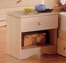 Nightstand - Bedside Table - Alegria Collection - Nexera Furniture - 5601