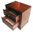 Nightstand - Lifestyle Solutions - 450P-2D-NS-WN