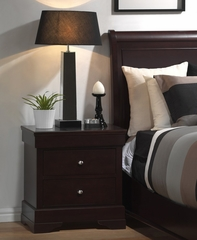 Nightstand - Lifestyle Solutions - 588V-2D-NS-CP