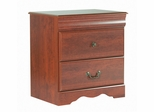 Nightstand - Night Table in Classic Cherry - South Shore Furniture - 3168060