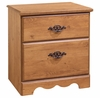 Nightstand - Night Table in Country Pine - South Shore Furniture - 3232060