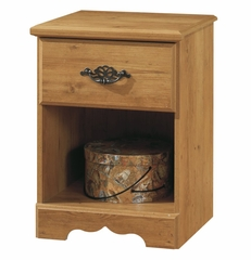 Nightstand - Night Table in Country Pine - South Shore Furniture - 3232062