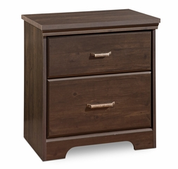 Nightstand - Night Table in Ebony - South Shore Furniture - 3177060