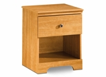 Nightstand - Night Table in Florence Maple - South Shore Furniture - 3575062