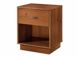 Nightstand - Night Table in Sunny Pine - South Shore Furniture - 3342062