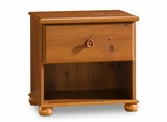 Nightstand - Night Table in Sunny Pine - South Shore Furniture - 3642062