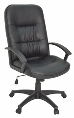 Nimbus Leather Swivel - ROF-3310BK