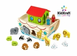 Noah's Ark Shape Sorter in Multi-Color - KidKraft Furniture - 63244