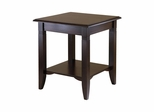 Nolan End Table - Winsome Trading - 40220