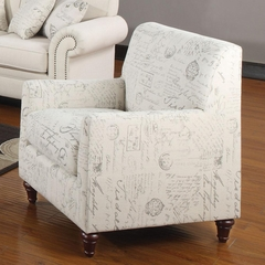Norah Accent Arm Chair - 502513