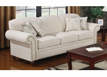 Norah Antique Inspired Sofa - 502511