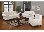 Norah Sofa, Loveseat and Chair Set - 502511