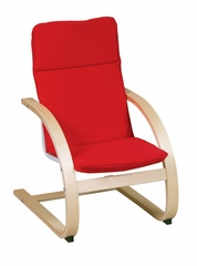Nordic Kids Rocker in Natural - Guidecraft - G6434