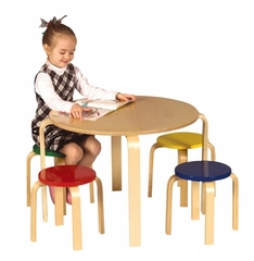 Nordic Table Set - Color - Guidecraft - G81046