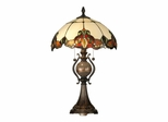 North Cape Table Lamp - Dale Tiffany