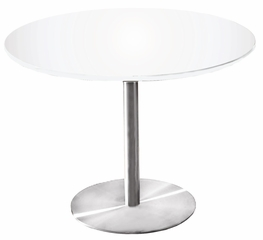 "Nova 42"" Dining Table - Bellini Modern Living - NOVA-42-TABLE"