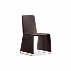 Nova Leatherette Dining Chair in Espresso - Set of 2 - Zuo