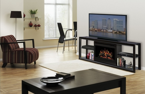 Novara Media Electric Fireplace - Dimplex - SAP-300-B