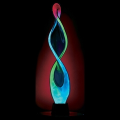 Novelty Lamp - Infin-8 Electra Lamp in Blue / Multi - LumiSource - MH-INFIN8-BV