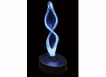 Novelty Lamp - Mini Infin-8 Electra Lamp in Blue / Blue - LumiSource - MH-INFIN8SM-BB