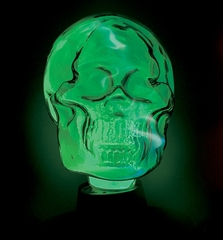 Novelty Lamp - Spooky Electra Lamp in Blue / Green - LumiSource - LSE-SK-BG