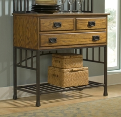 Oak Hill Buffet Server in Oak - Home Styles - 5050-61