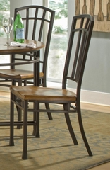 Oak Hill Dining Chair (Set of 2) in Oak - Home Styles - 5050-802