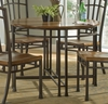 Oak Hill Dining Table in Oak - Home Styles - 5050-30