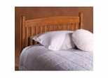 Oak Tree Twin Size Headboard in Medium Oak - 1810