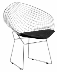 Occasional Chair - Net Chair (Set of 2) - Zuo Modern - 188020
