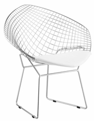 Occasional Chair - Net Chair (Set of 2) - Zuo Modern - 188021