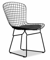 Occasional Chair - Wire Chair (Set of 2) - Zuo Modern - 188001