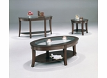 Occasional Table Set in Cappuccino - Coaster - COAST-155241-TABLE-SET-1