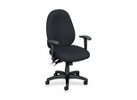 Office Chair- Black - BSXVL630VA10