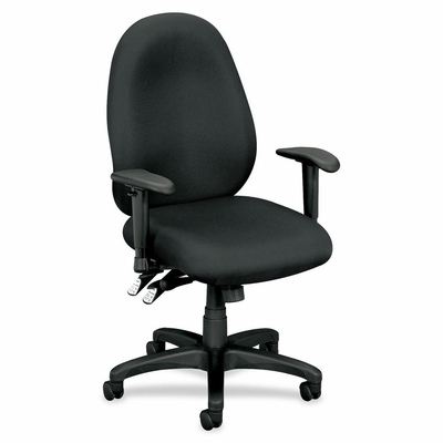 Office Chair- Charcoal - BSXVL630VA19