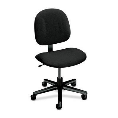 Office Chair for Light Duty - Black/Black Frame - HON7901AB10T