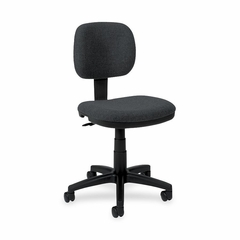 Office Chair for Light Duty - Charcoal - BSXVL610VA19