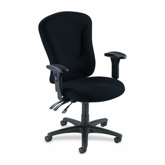 Office Chair for Managers - Black - LLR66153