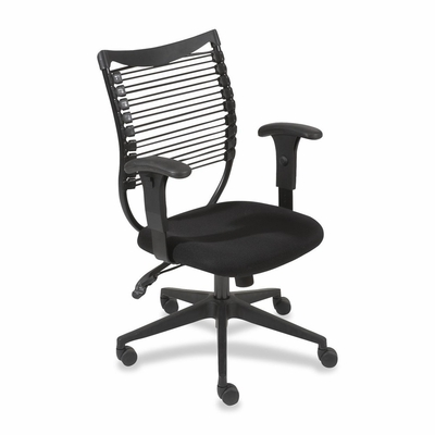 Office Chair Mid Back - Black - BLT34448