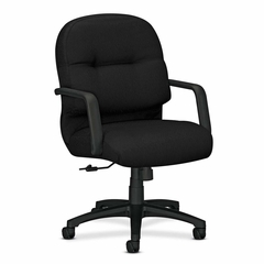 Office Chair Mid Back - Black - HON2092NT10T