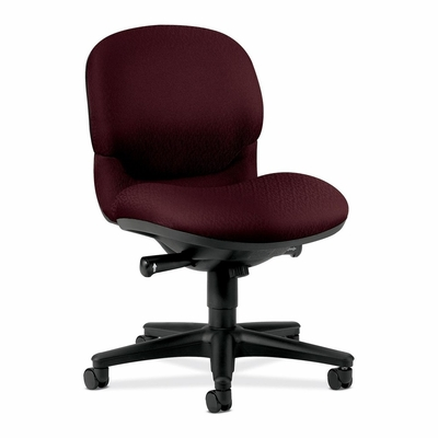 Office Chair Mid Back - Wine - HON6005NT69T