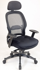 Office Chair - Office Star - 25004 - Mesh Back