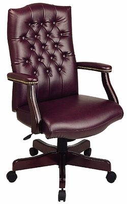 Office Chair - Office Star - TEX232 - Traditional Executive High-Back