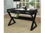 Office Desk in Black - Coaster